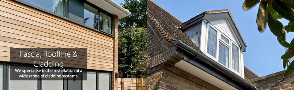 Fascias, Roofline and Cladding