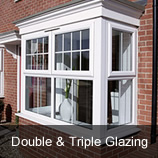 Pinefield Glass supply double and triple glazed windows